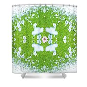 Unnatural 37 Shower Curtain