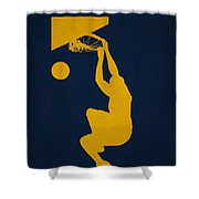 Utah Jazz Shower Curtain
