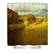 Utah Landscape Shower Curtain
