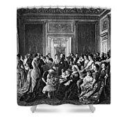 Victoria Of England (1819-1901) Shower Curtain