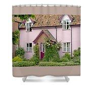 Village Charm Shower Curtain