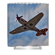 Warhawk Shower Curtain