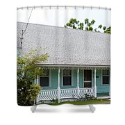 Webster Cottage Shower Curtain