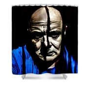 Welcome Mr Sandusky Shower Curtain