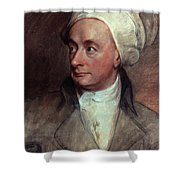 William Cowper (1731-1800) Shower Curtain