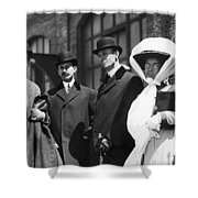 Wright Brothers Shower Curtain