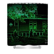 Youth In Need Safe Place Shower Curtain