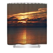 Yyteri Fall Shower Curtain