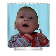 Zachary Shower Curtain