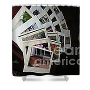 20 Discontinued Or Imperfect Greeting Cards For All Occasions Shower Curtain