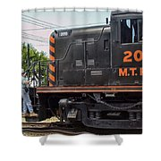 200 Mtry Shower Curtain