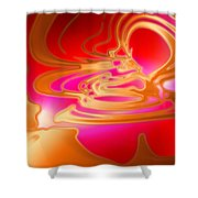 2001060 Shower Curtain