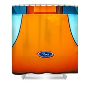 2004 Ford Gt40 Shower Curtain