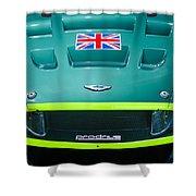 2005 Aston Martin Dbr9 Shower Curtain