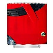 2005 Lotus Elise -0125c Shower Curtain