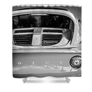 2006 Lotus Elise -0046bw Shower Curtain