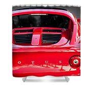 2006 Lotus Elise -0046c Shower Curtain
