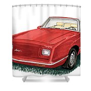 2006 Studebaker Avanti Shower Curtain