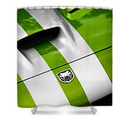 2010 Dodge Viper Srt10 Shower Curtain