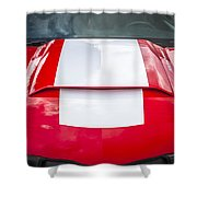 2010 Ford Roush 427 Mustang Shower Curtain