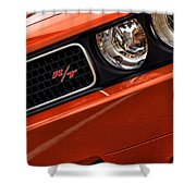 2011 Dodge Challenger R/t Shower Curtain