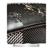 2012 Bentley Mulsanne Shower Curtain