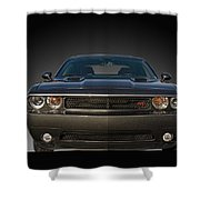 2012 Dodge Challenger Classic Shower Curtain