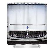 2012 Maserarti Gran Turismo S Shower Curtain