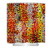 2013 040 Psalm 109 Shower Curtain