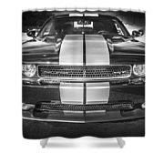 2013 Dodge Challenger Srt Bw Shower Curtain