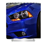 2013 Dodge Charger Daytona Shower Curtain