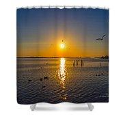 2014 03 02 01 Ft Walton Beach Fl Shower Curtain