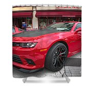 2014 Chevy Camaro Shower Curtain