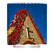 2015 Armenian Rose Parade Float 15rp025 Shower Curtain
