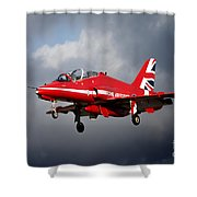 2015 Red Arrows  Shower Curtain