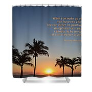 207- Harvey Mackay Shower Curtain