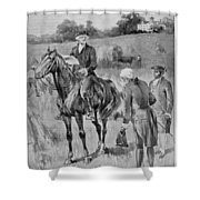 George Washington Shower Curtain