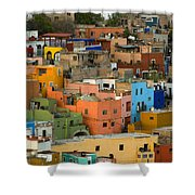 Guanajuato, Mexico Shower Curtain