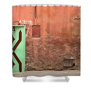 21 Jump Street Shower Curtain by A Rey