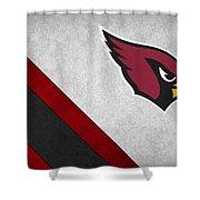 Arizona Cardinals Shower Curtain