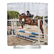 Ashmore Farms Shower Curtain