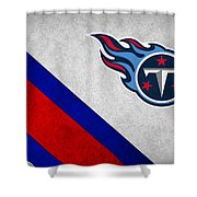 Tennessee Titans Shower Curtain