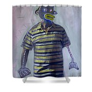 2265 Shower Curtain