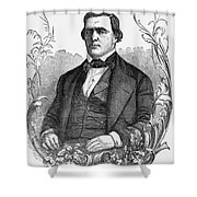 Brigham Young (1801-1877) Shower Curtain