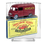 Matchbox 1-75 Shower Curtain