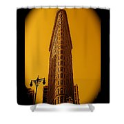 23rd Street And Broadway Shower Curtain