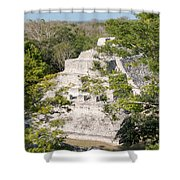 Edzna In Campeche Shower Curtain