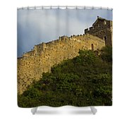 Great Wall Of China Shower Curtain