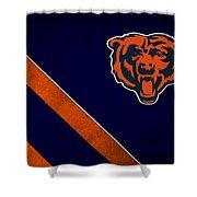 Chicago Bears Shower Curtain