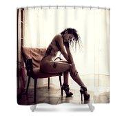 Silvia Shower Curtain